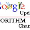 google updates algorithm change 2020